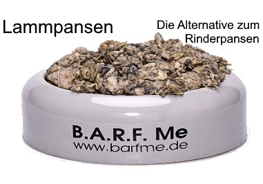 Lammpansen Alternative zum Rinderpansen
